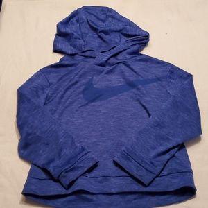 Nike Dri fit lightweight hoodie